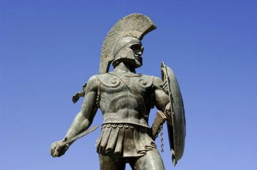 Sparta, Greece