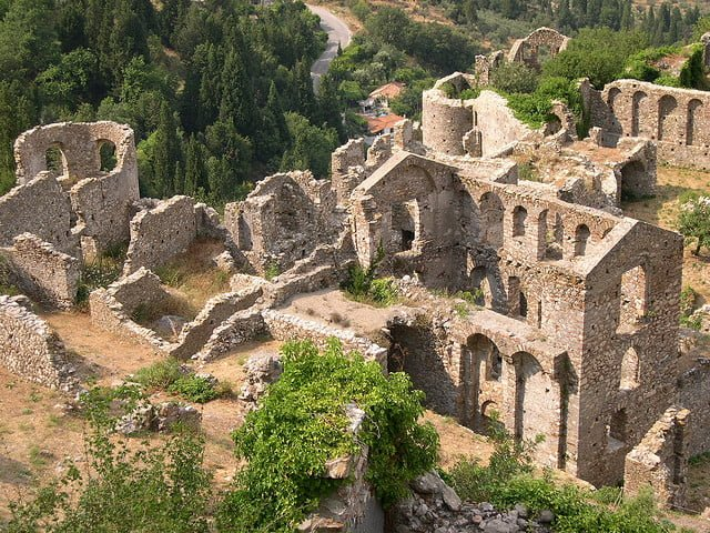 Two (2) days Argolis Sparta and Mystras private tour in Greece