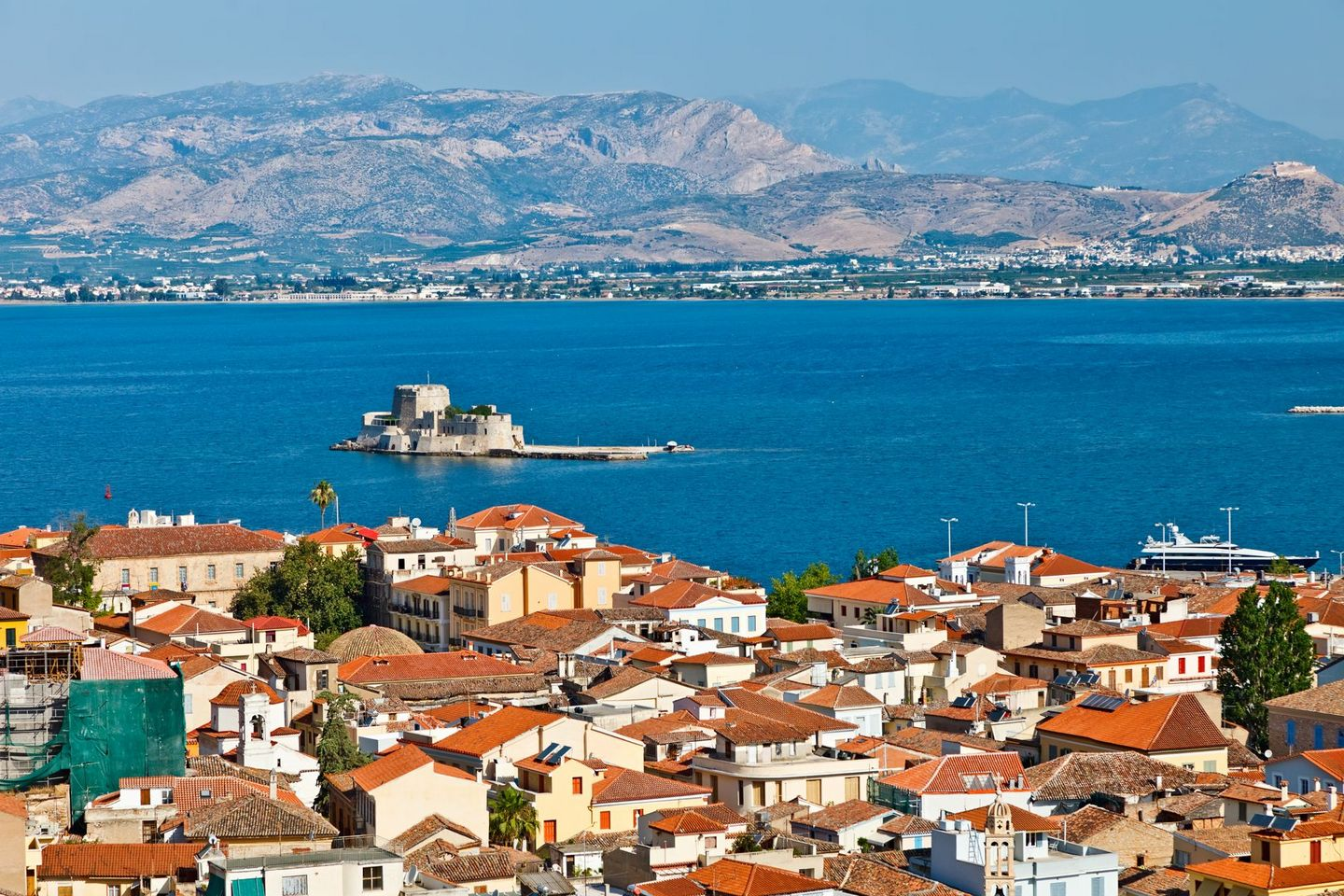 Nafplion Bourgi, Greece