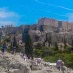 The original Paul's footsteps tour of Athens and Corinth
