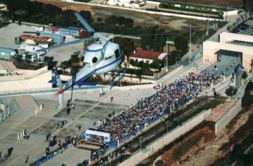 Athens classic Marathon run in Greece