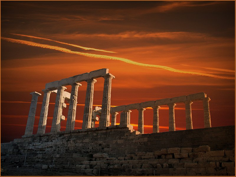 Athens riviera and Poseidon's cape Sounion half day private tour