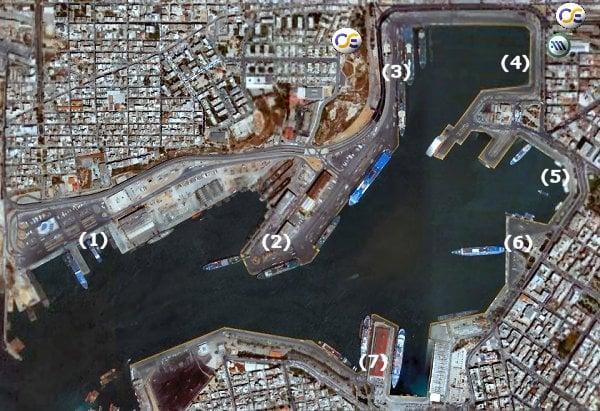 Piraeus Port (Athens)