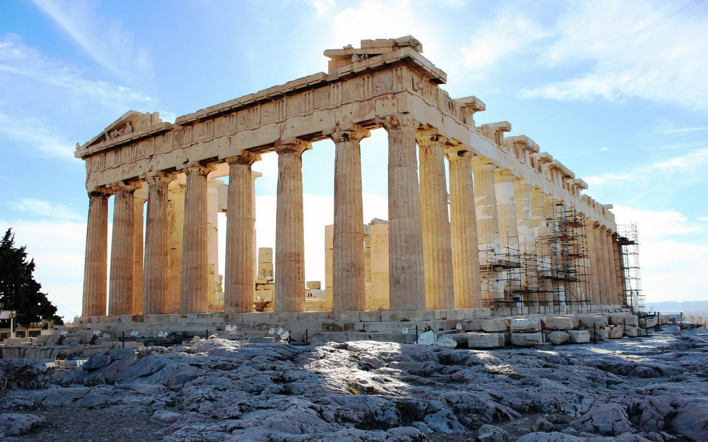Athens Parthenon Greece