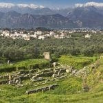 Sparta the legendary city-state in a 1-day private tour