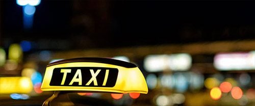 taxi transfer in athens