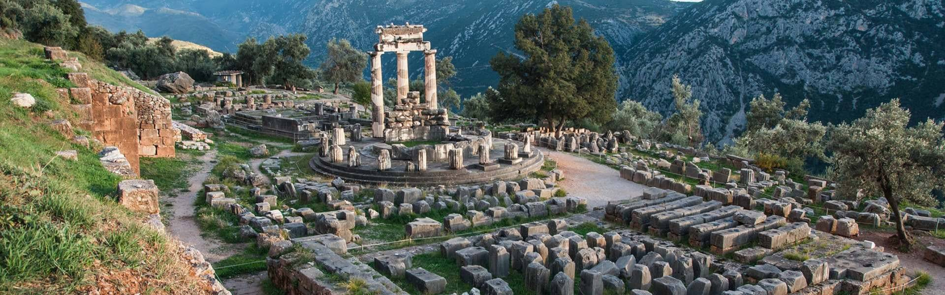 delphi temple of apollo